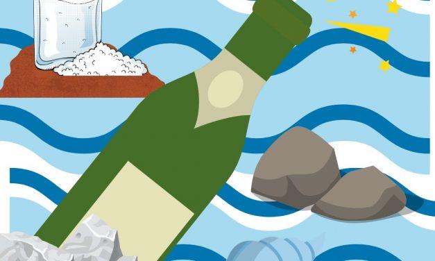 Základy vína – slanosť vo víne